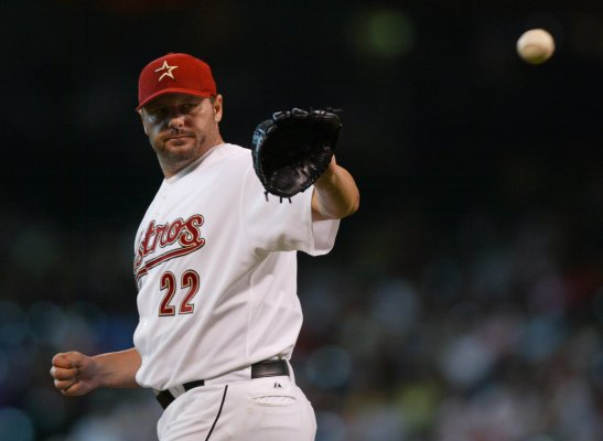 Roger Clemens pitcher