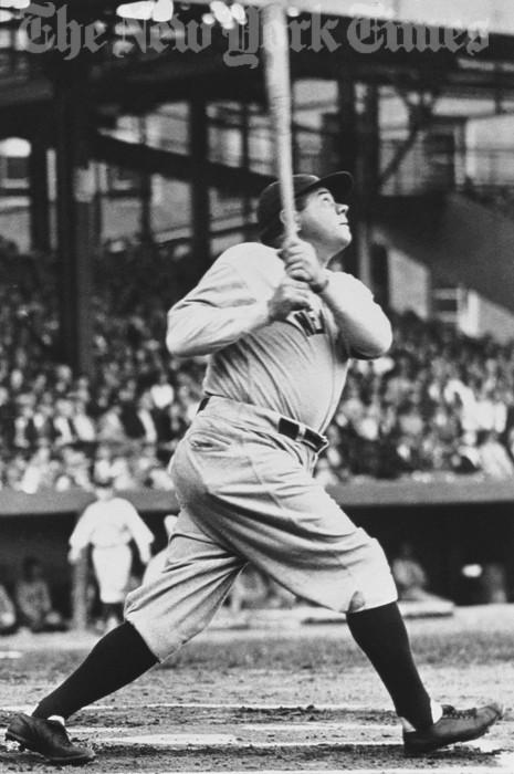 2.7.2013 Babe Ruth